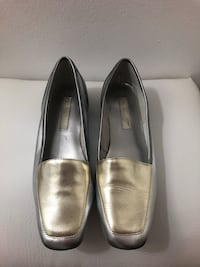 Women's Shoes Silver & Gold Flats Toronto, M4S 2H4