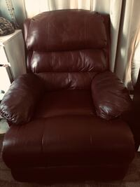 Leather Recliner Sterling, 20164