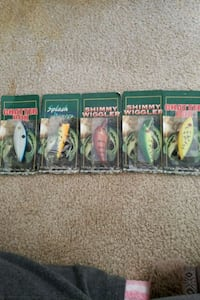 Fishing Lures Orland Park, 60462