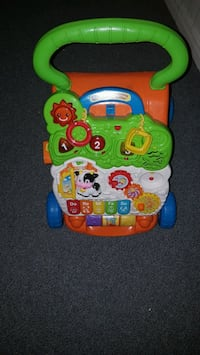 Euc baby's musical Walker & Chair