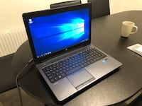 Hp zbook 15 workstation Järfälla, 113 00