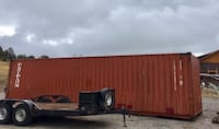 Great Deals on Used 40' Portable Storage Containers  Williamsport