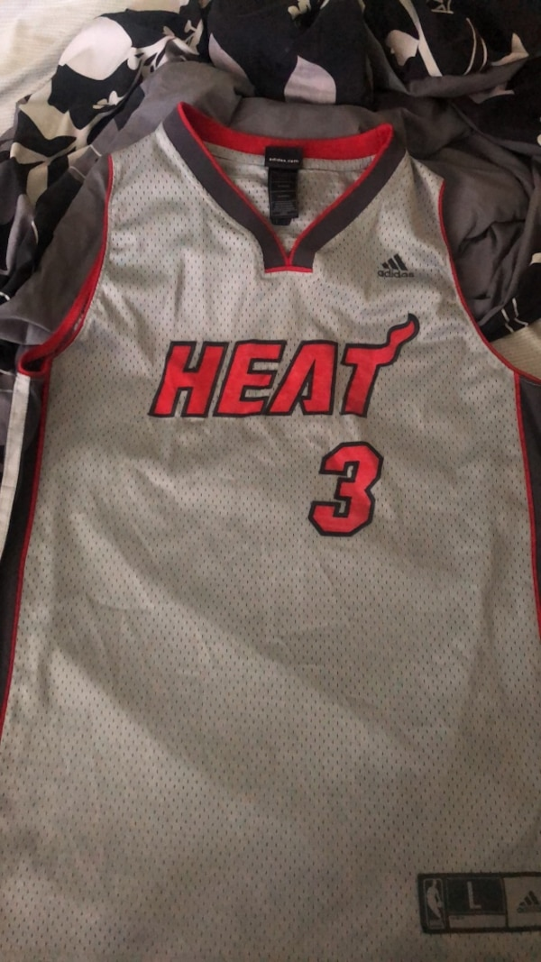 big sale 96d3b 4d55f miami heat jersey limited edition