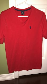 Red Polo T-Shirt Brampton, L6S 1L1