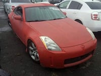 2005 NISSAN 350z FULL PART OUT 2261 mi