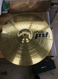 Cymbal paiste 18in PST3 pre owned tested musical instrument 847062-3  Baltimore, 21205