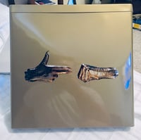 Run the Jewels Stay Gold Collectors Edition Box Vinyl Bag 1/5000