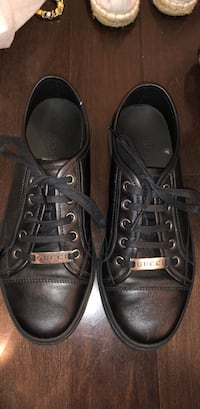All black Gucci sneakers Mississauga, L5H 3M7