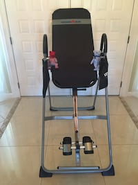 Inversion Table...Excellent condition in Suntree Area Melbourne, 32940