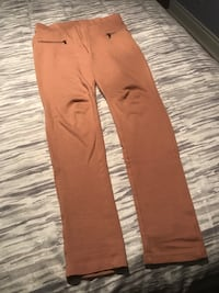 Women's long peach leggings Mississauga, L5M 3L2