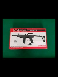 Spyder mr3 paintball gun