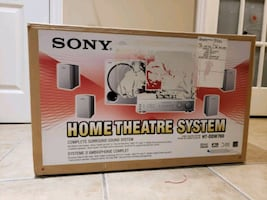 Sony HT-DDW760 Home Theater System New