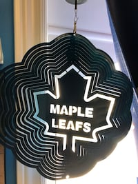 Toronto Maple Leafs Wind Spinner