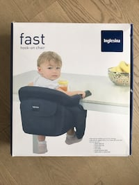 Inglesina Fast Table Chair NEW (unopened)