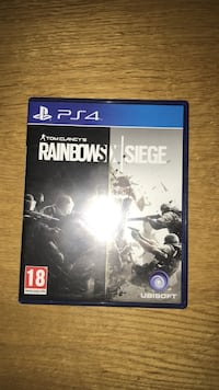 PS4 Tom Clancy's Rainbow Six Siege-spillveske