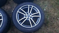 Mustang GT Premium 18inch wheels/tires Lincoln, 19960