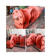 Rubber extruder 200 mm