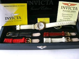 BRAND NEW Invicta Ladies Watch Box Set