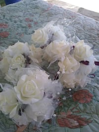 Four bridesmaid bouquet Montebello, 90640