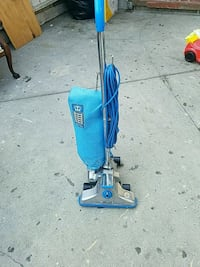 blue and gray upright vacuum cleaner San José, 95133