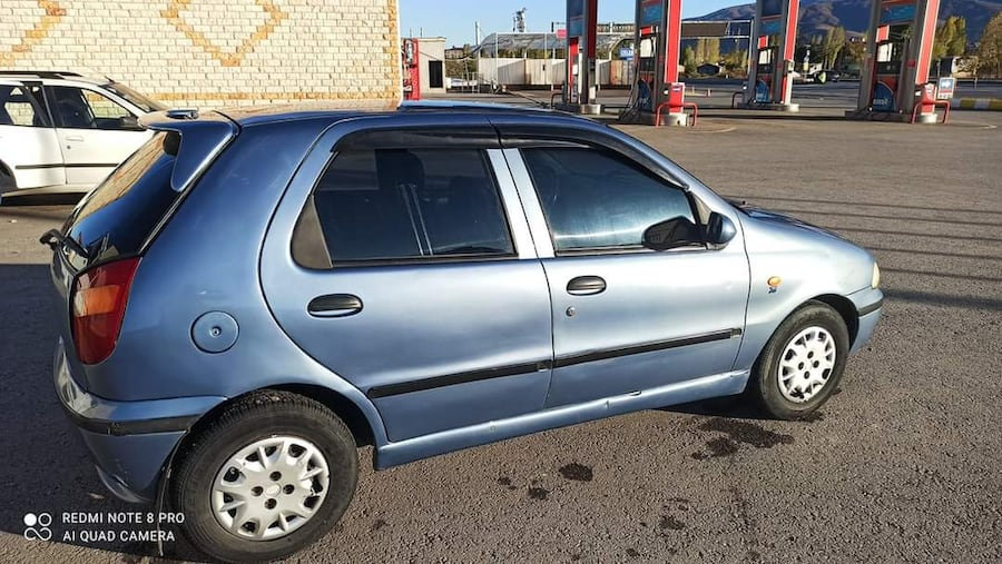 2001 Fiat Palio 1.2 WEEKEND EL RT 3