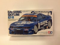 Price Reduction! Tamiya Calsonic Skyline GT-R R33 Toronto