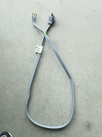 Dryer 3 prong power cord  Mansfield, 76063