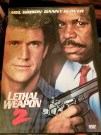 Lethal Weapon 2 - DVD