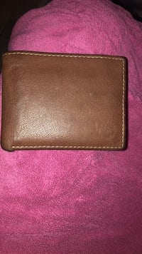 Timberland wallet (brown leather) Edmonton, T6R