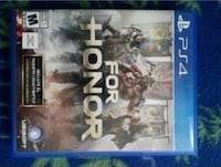 juego ps4 for honor Granadilla de Abona, 38611