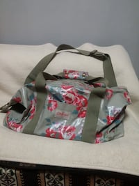 Floral Boston bag
