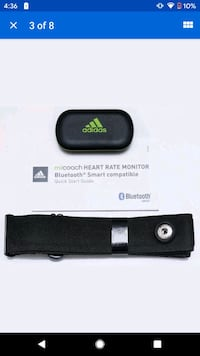 Fitness Adidas MiCoach Pacer Toronto, M3N 2H2