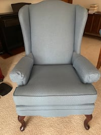 Small Wing Chair - Excellent Condition McLean