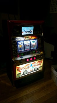 Speed Racer Slot Machine