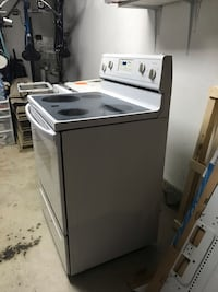 white top-load clothes washer 2244 mi