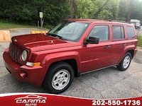 2009 Jeep Patriot Sport  Capitol Heights