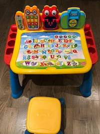 Vtech Laugh & Learn Activity Desk Toronto, M6L 2B7
