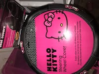 Hello kitty steering wheel cover Baltimore, 21218