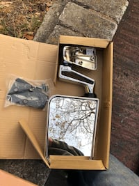 Replacement mirror set  2399 mi