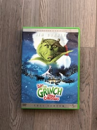 The Grinch Who Stole Christmas Markham, L3R