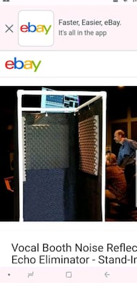 Vocal booth  Brooklyn, 11230