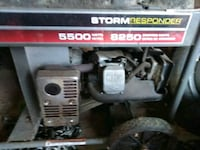 black and gray Coleman Powermate portable generator Virginia Beach, 23462