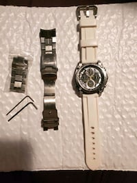 Men's Stainless Steel Precisionist Chronograph Watch Chatham-Kent