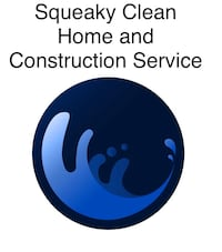 House and construction cleaning service
