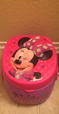 Pink Minnie Mouse potty trainer San Antonio, 78245
