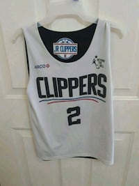 Jr.clippers Jersey