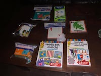 Kids learning activity cards  Cudahy, 53110