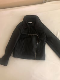 Girls faux leather jacket Bluemont, 20135