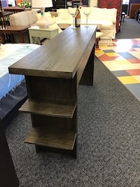 New Solid Wood Console Table/Bar Virginia Beach, 23462