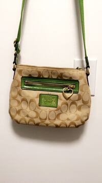 Coach crossbody purse  Edmonton, T5T